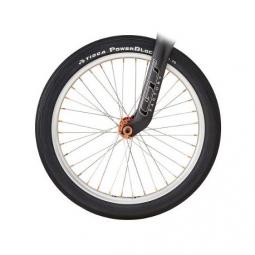 roue avant gt speed serie pro silver