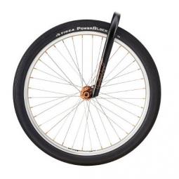 roue avant gt speed serie pro 24 silver