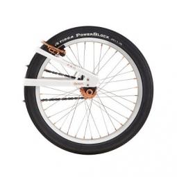 roue arriere gt speed serie pro silver