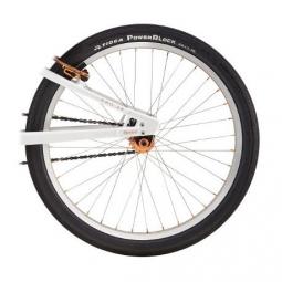 roue arriere gt speed serie pro 24 silver