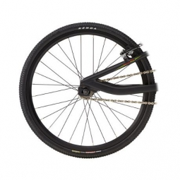 Roue arriere gt mach one 16 black