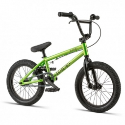 bmx radio bike dice metallic green 2018 16