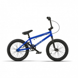 Bmx radio bike dice metallic blue 2018 16