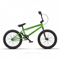 bmx radio bike dice metallic green 2018 18