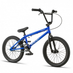 Bmx radio bike dice metallic blue 2018 18