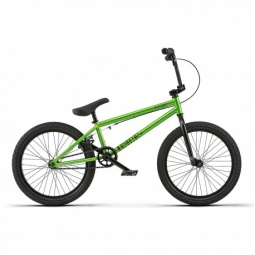 bmx radio bike dice metallic green 2018 20