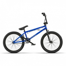 Bmx radio bike dice metallic blue 2018 20