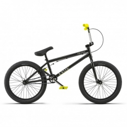 bmx radio bike evol glossy black 2018 20