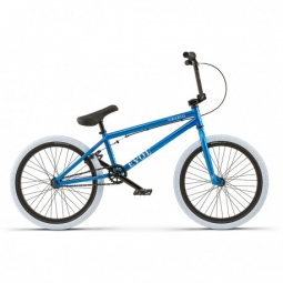 bmx radio bike evol metallic blue 2018 20