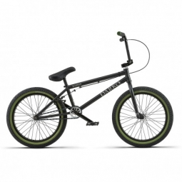 bmx radio bike darko matt black 2018 20 5