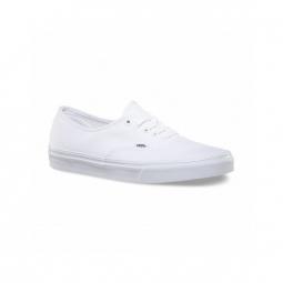 Chaussures vans u authentic true white 36
