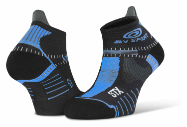 BV Sport STX Evo Socks Black Blue