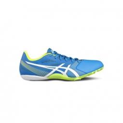 Chaussures d athletisme asics hypersprint 6 bleu 45