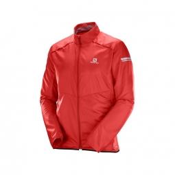 Salomon agile wind jacket xl