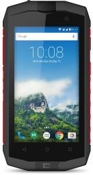 CROSSCALL Smartphone etanche et resistant TREKKER M1 CORE