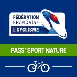 licence ffc pass sport nature pour pratiquant vtt premium alltricks offert