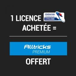 Licence FFC Pass'Sport Nature pour Pratiquant VTT + Premium Alltricks Offert