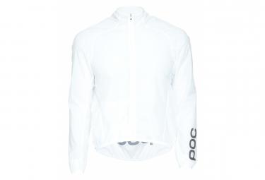 POC Essential Road Wind Jacket Hydrogen White