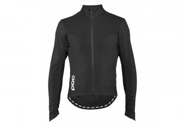 POC Essential Road Windproof Jersey Black