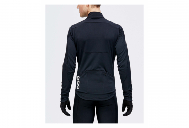 Maillot Coupe-Vent POC Essential Road Windproof Noir