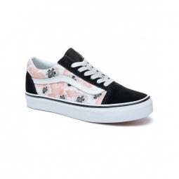 chaussures vans u old skool california multi true white 36 1 2
