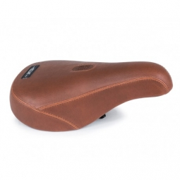 Selle eclat oz pivotal fat padded brown leather 2018