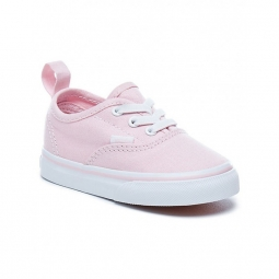 Chaussures vans t authentic elastic chalk pink true white 24 1 2