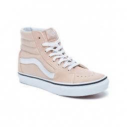 chaussures vans u sk8 hi frappe true white 36 1 2