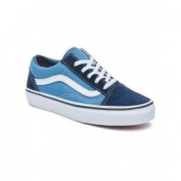 chaussures vans y old skool navy true white 32 1 2