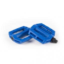 PEDALES ECLAT SLASH PC PEDAL 9/16 BLUE