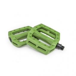 PEDALES ECLAT SLASH PC PEDAL 9/16 ARMY GREEN