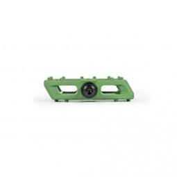 PEDALES ECLAT SEEKER PC 9/16 ARMY GREEN
