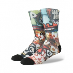 chaussettes stance foundation frost heart multi m