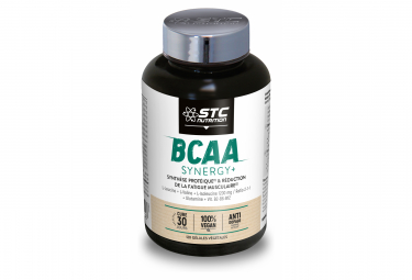 STC Nutrition - BCAA Synergy + - 120 gelules