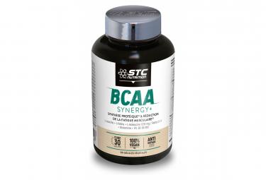Complément Alimentaire STC Nutrition - BCAA Synergy+ - 120 gelules