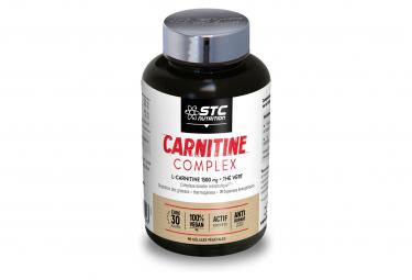 STC Nutrition - Carnitine Complex - 90 cápsulas