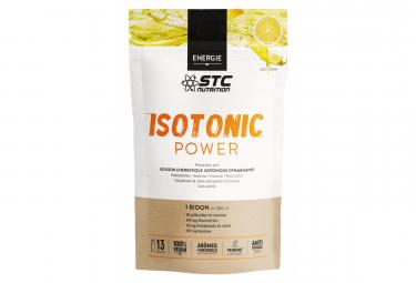 STC Nutrition - Poder isotónico - Frasco de 525 g - Limón