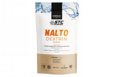 STC Nutrition - Malto Power - Frasco de 500 g - Neutral