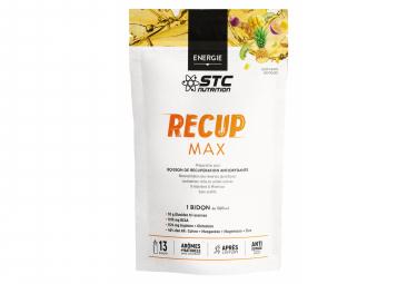 Stc nutrition   recup max   tarro de 525 g   frutas exoticas