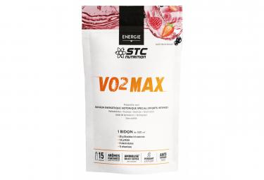 Boisson Énergétique STC Nutrition VO2 Max 525 g Fruits Rouges