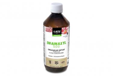 Complément Alimentaire STC Nutrition - Drainaxyl 500 Vegan - 500 ml - Fruits Rouges