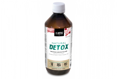 STC Nutrition - Natural Detox - 500 ml - Cherry