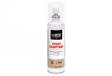 Stc nutrition   toning heating spray   75 ml