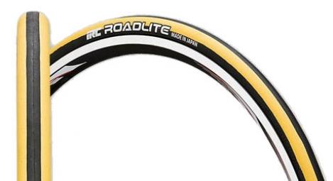pneu irc tire roadlite tube type 700x23c yellow 23 mm