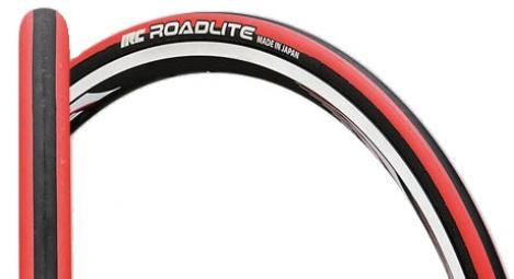 pneu irc tire roadlite tube type 700x23c red 23 mm
