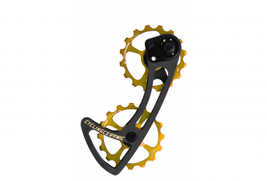 Cycling Ceramic Chappe Ultegra and Dura Ace 10s and 11s. Gold