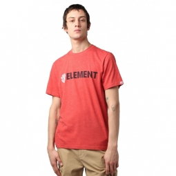 T shirt element blazin ss aurora red heather xl