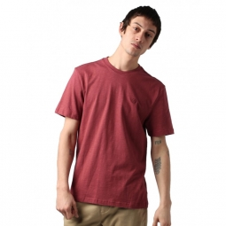T shirt element crail ss oxblood red xl
