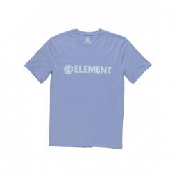 T shirt element blazin pastel ss blue fade s