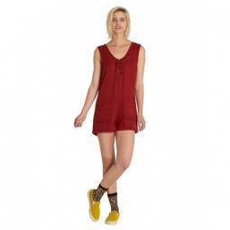Robe Element Wonder - Red Dalhia